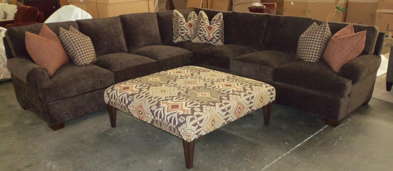 King Hickory Henson Sectional : king hickory sectionals - Sectionals, Sofas & Couches