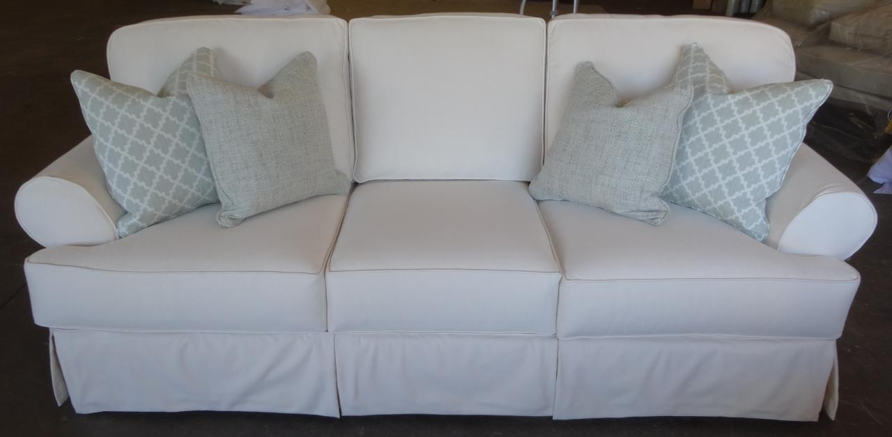 Rowe Slipcover Sofa Replacement Slipcover Outlet