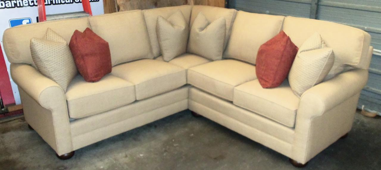 Click on the thumbnail to view the photos larger. : bentley sectional sofa - Sectionals, Sofas & Couches