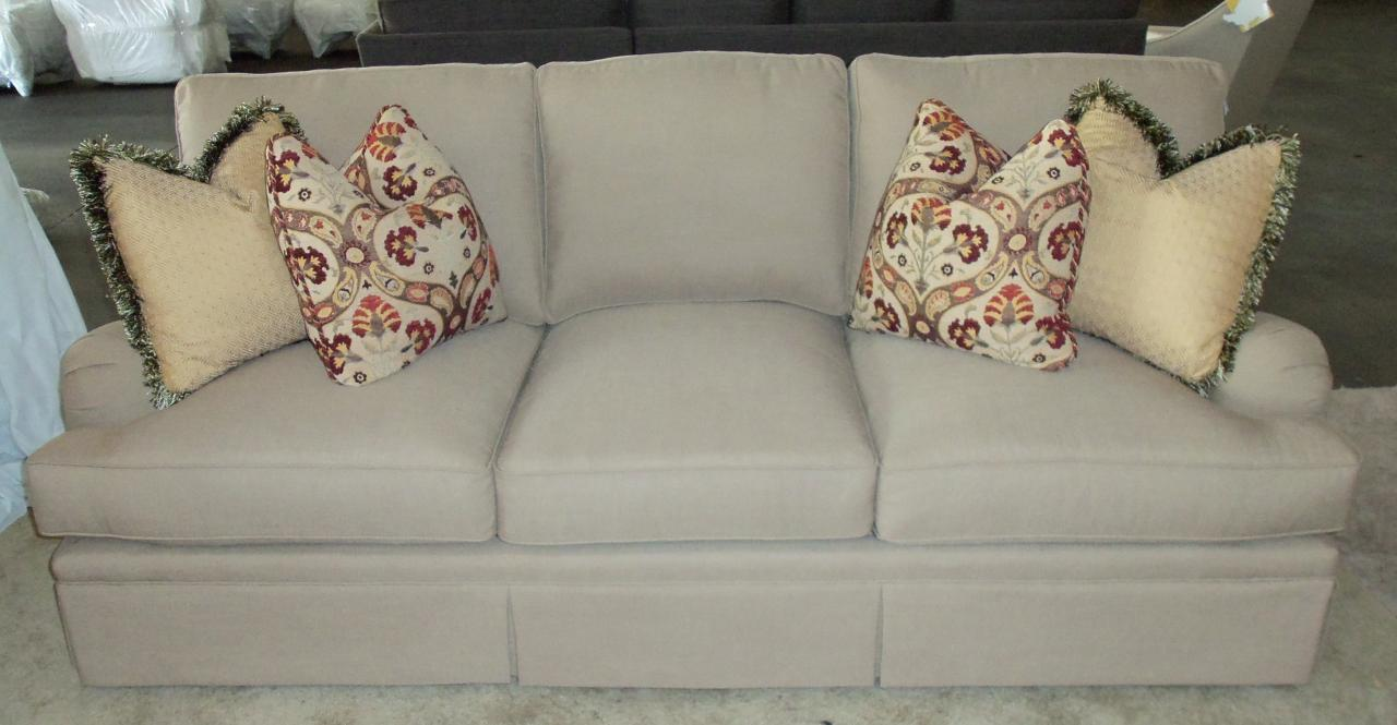 Barnett Furniture King Hickoryhenson Sofa