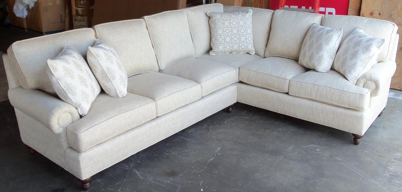 King Hickory Chatham Sectional : king hickory sectional - Sectionals, Sofas & Couches
