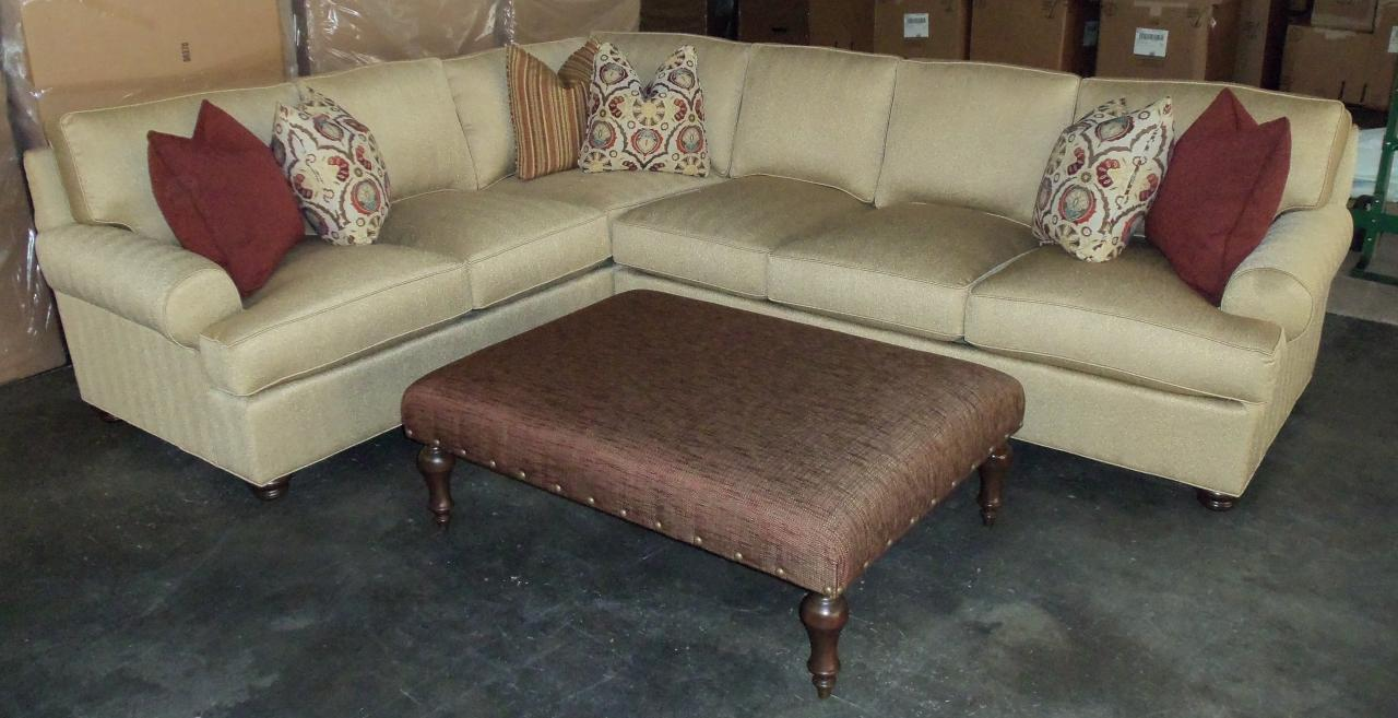 King Hickory Henson Sectional : king hickory sectional - Sectionals, Sofas & Couches