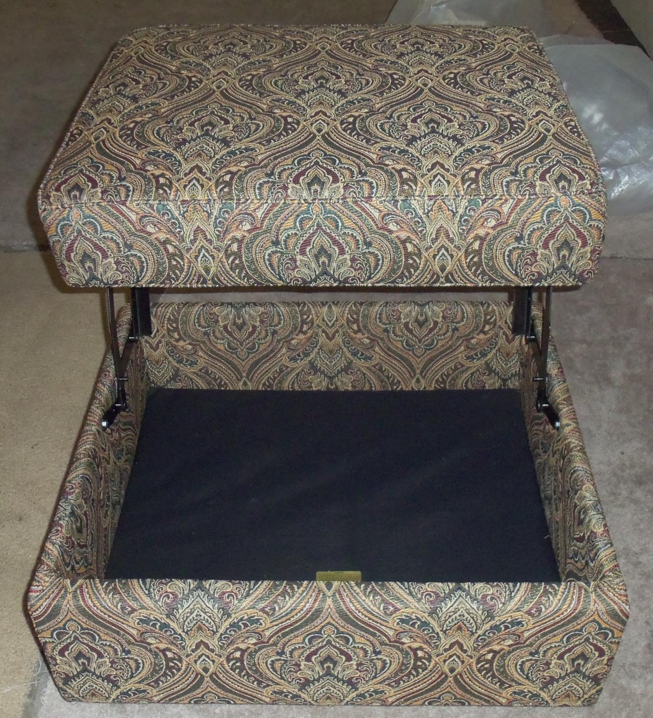 Storage Ottoman Slipcover