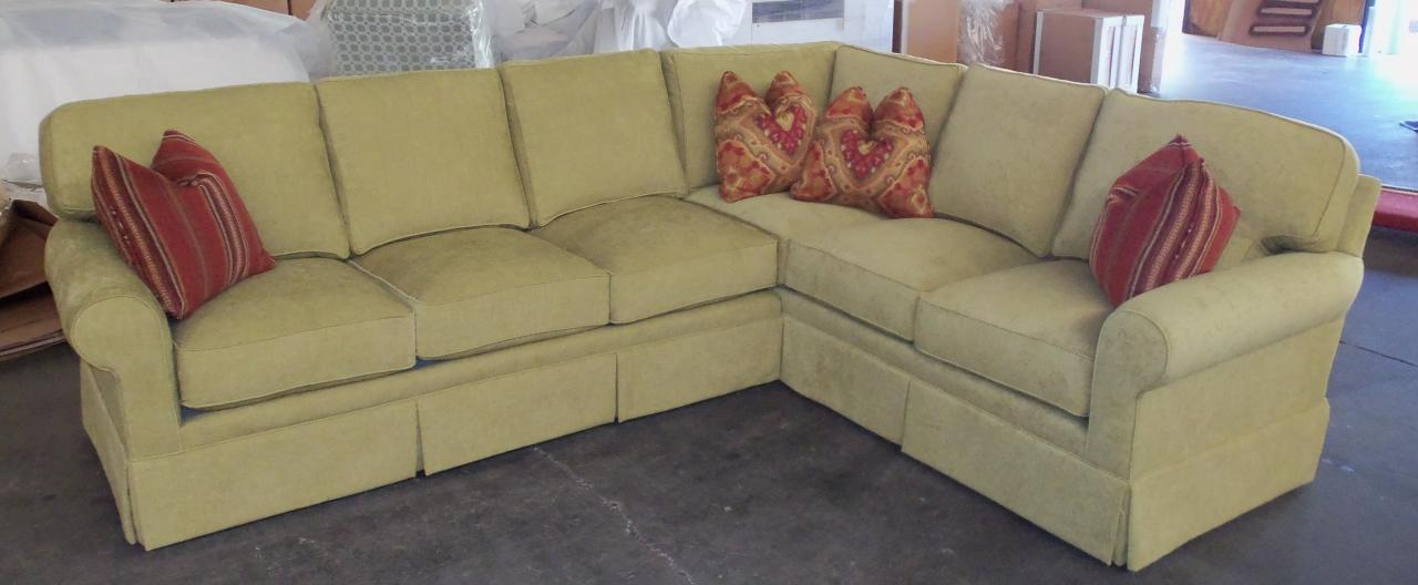 King Hickory Bentley Sectional : bentley sectional - Sectionals, Sofas & Couches