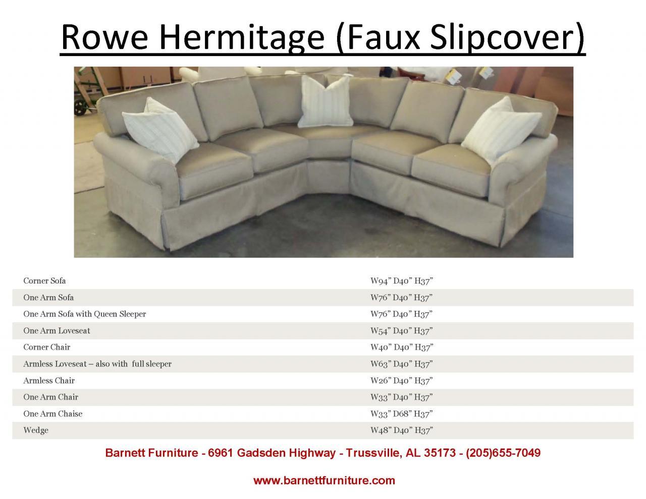 Barnett Furniture Sectionals