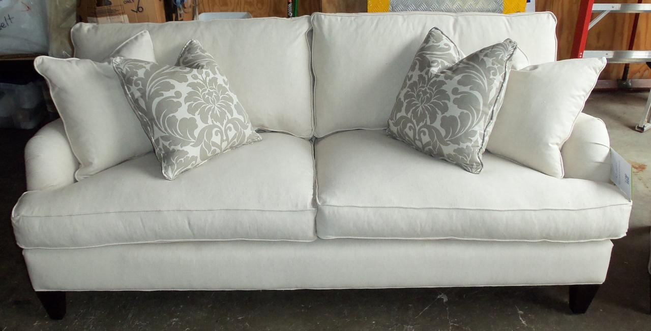 Barnett Furniture Robin Bruce Brooke Sofa